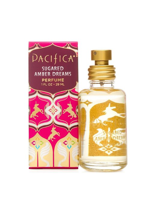 Pacifica Pacifica - Parfum spray Sugared Amber Dreams 1oz