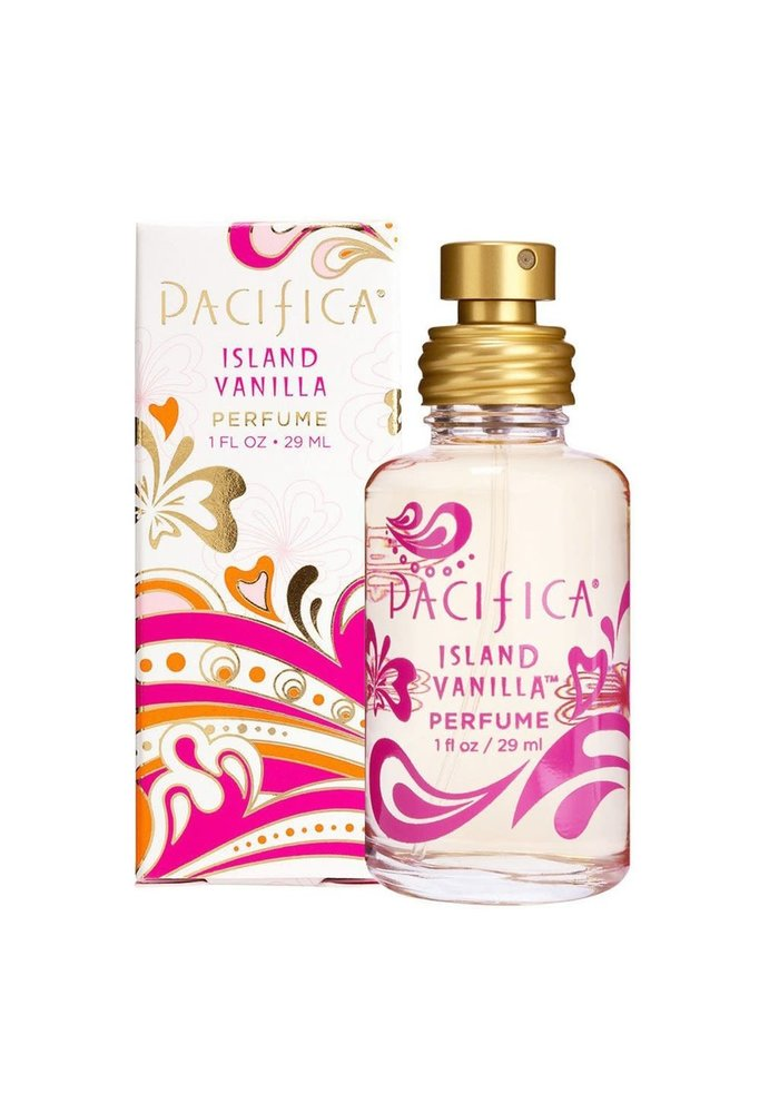 Pacifica - Parfum spray Island Vanilla 1oz
