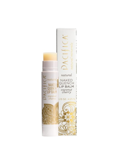 Pacifica Pacifica - Naked Quench Lip Balm - Coconut Cherry