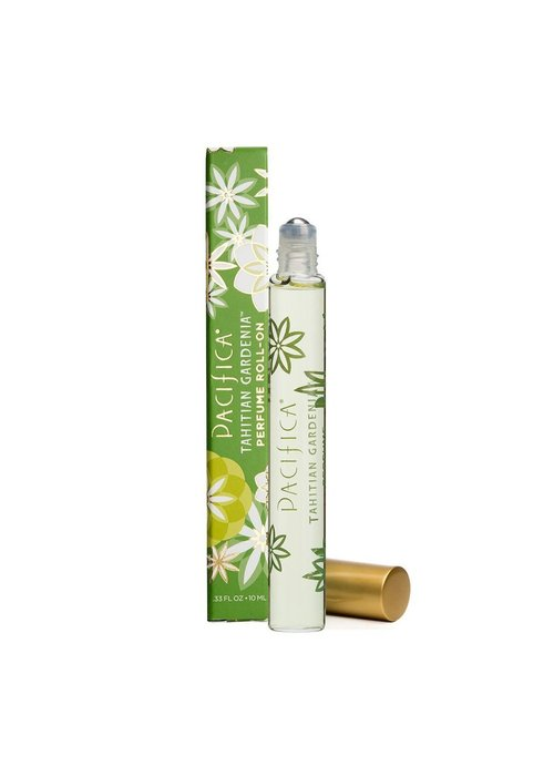 Pacifica Pacifica - Parfum roll-on Tahitian Gardenia .33oz