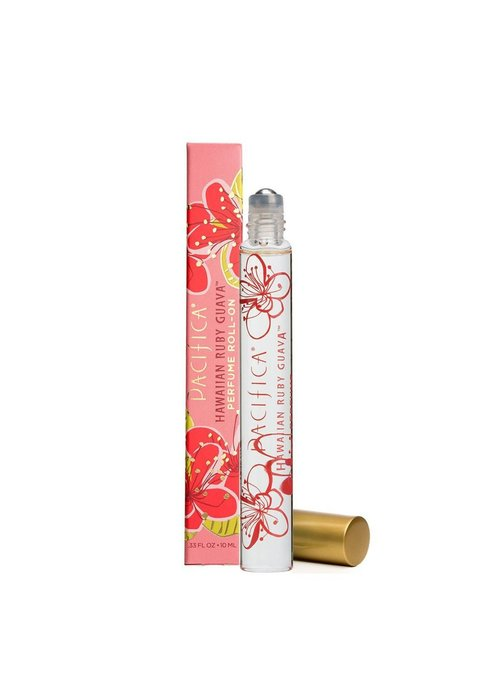 Pacifica Pacifica - Parfum roll-on Hawaiian Ruby .33oz