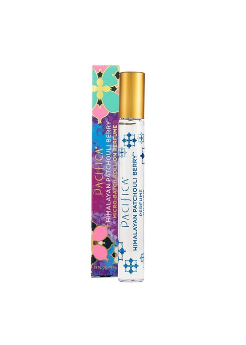 Pacifica Pacifica - Parfum roll-on Himalayan Patchouli Berry