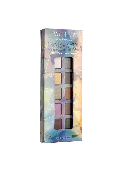 Pacifica Pacifica - Palette Crystal Matrix - ombres à paupières