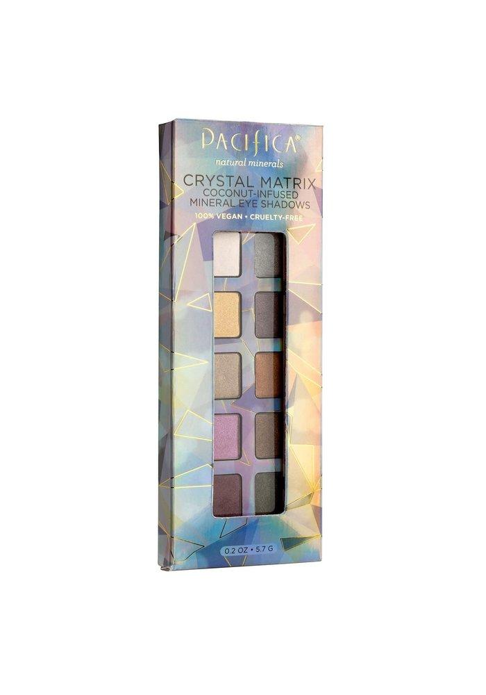 Pacifica - Palette Crystal Matrix - ombres à paupières