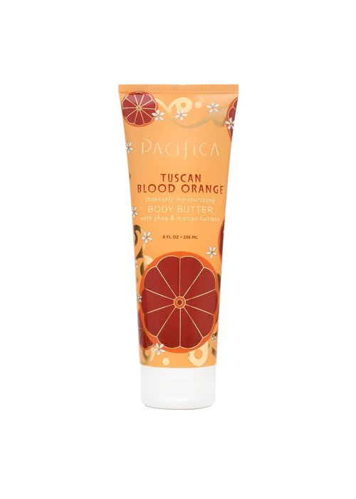 Pacifica Pacifica - Beurre corporel - Tuscan Blood Orange 8oz