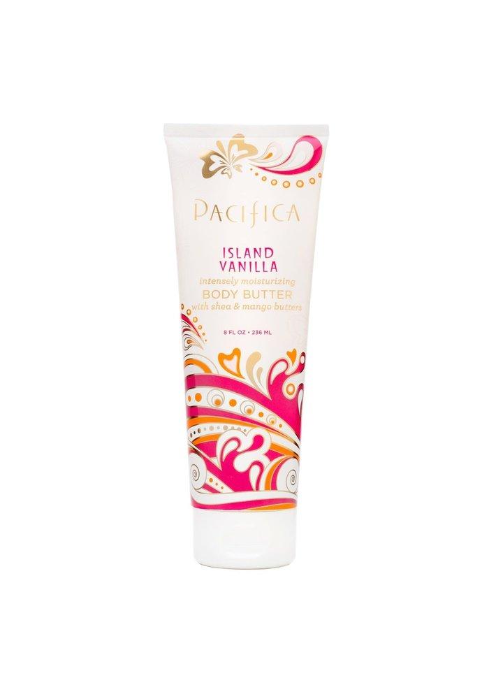 Pacifica - Beurre corporel - Island Vanilla 8oz