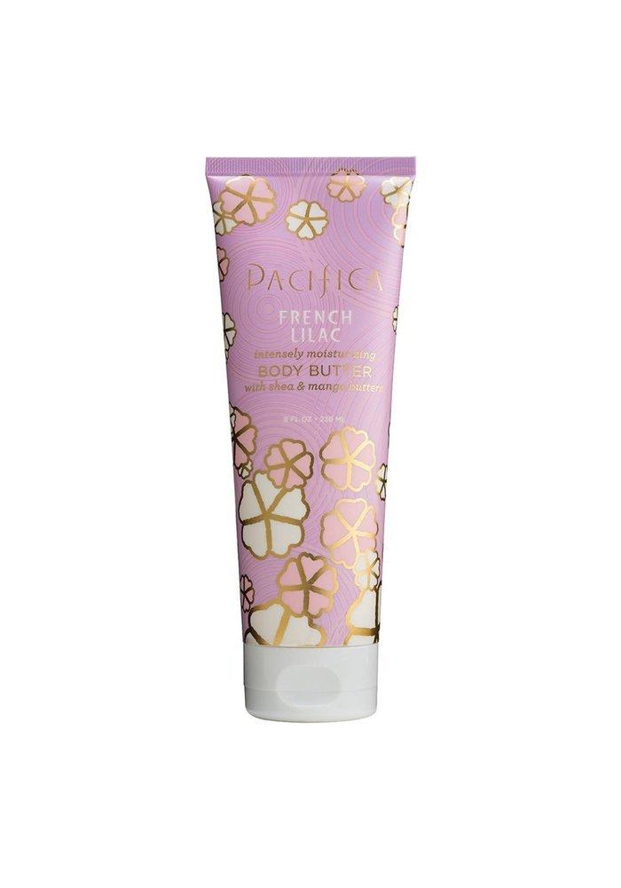 Pacifica - Beurre corporel - French Lilac 8oz