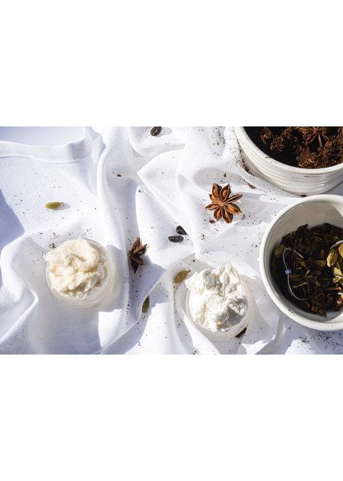Scrumptious Oils Scrumptious Oils - Masque fondant pour les lèvres - Chaï-Presso 30g