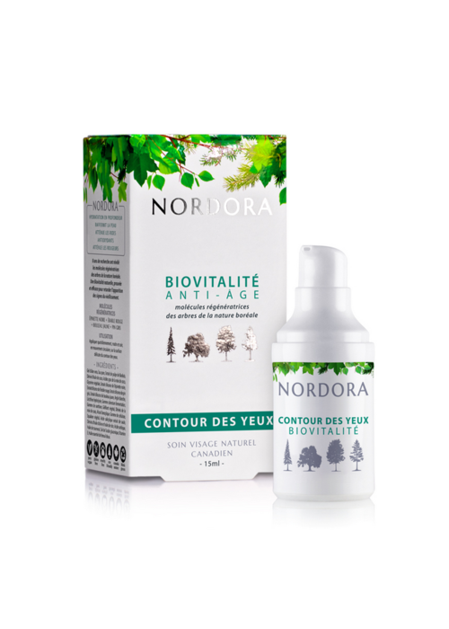 Nordora Nordora - Biovitalité anti-âge contour de yeux 15ml
