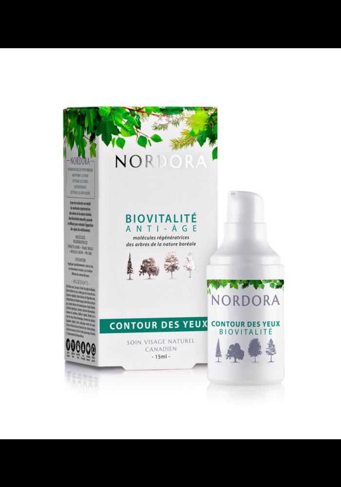 Nordora - Biovitalité anti-âge contour de yeux 15ml
