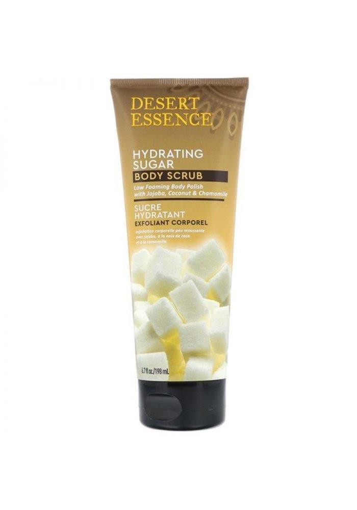 Desert essence - Exfoliant corporel Sucre hydratant 198 ml
