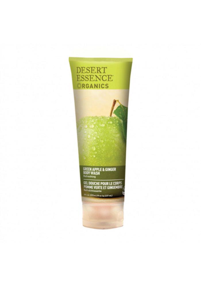 Desert Essence - Nettoyant Corporel - Pomme verte et gingembre 237 ml