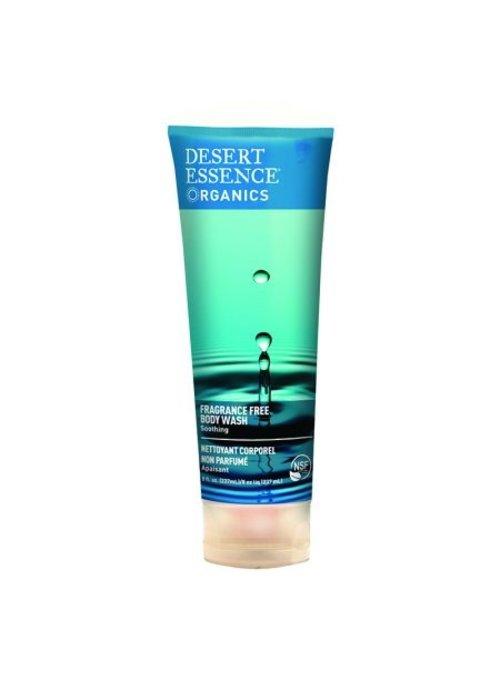 Desert Essence Desert Essence - Nettoyant Corporel - Sans fragrance 237 ml