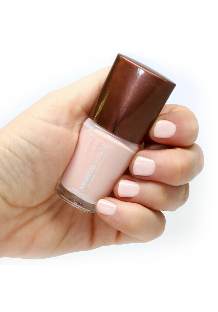 Mineral Fusion - Vernis à ongles Rose