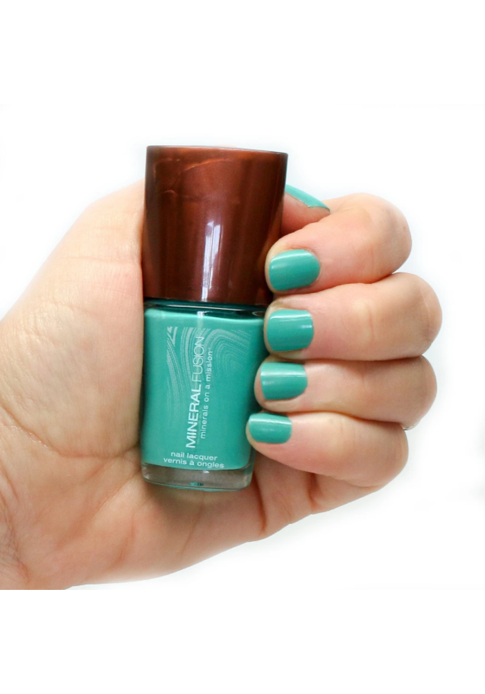 Mineral Fusion - Vernis à ongles Lagoon