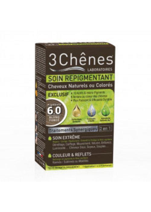 Trois Chênes 3 Chênes - Soin repigmentant 6.0 Blond foncé