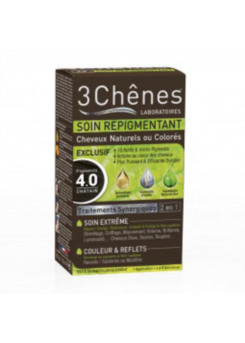 Trois Chênes 3 Chênes - Soin repigmentant 4.0 Châtain
