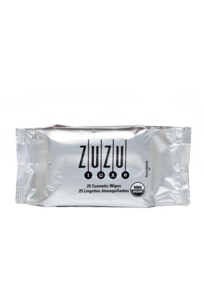 Zuzu Luxe - Lingettes démaquillantes