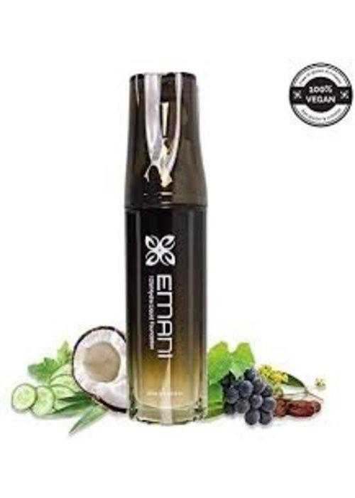 Emani Emani - Fond de teint liquide hydratant 12hr - Natural Beige 210