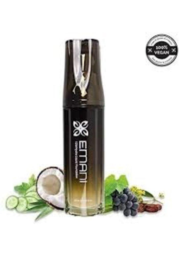 Emani - Fond de teint liquide hydratant 12hr - Natural Beige 210