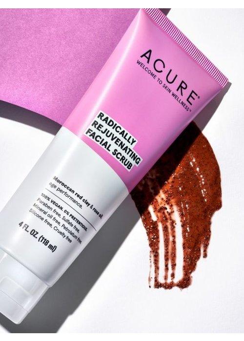 Acure Acure - Exfoliant pour le visage Rajeunissant 118ml