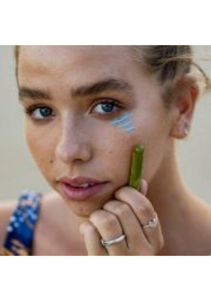 Eco by Sonya Driver - Contour des yeux lumineux ''Eye Compost'' avec pierre de jade 20ml