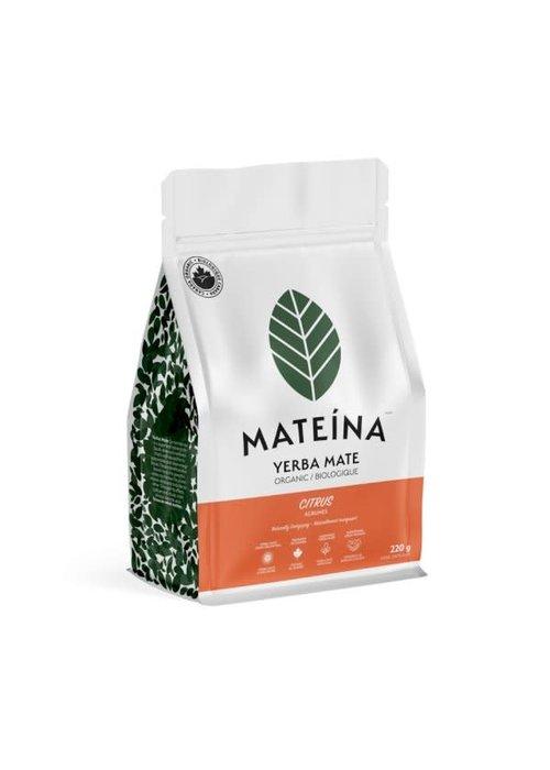 Mateina Mateina Yerba Mate - Citrus 220g