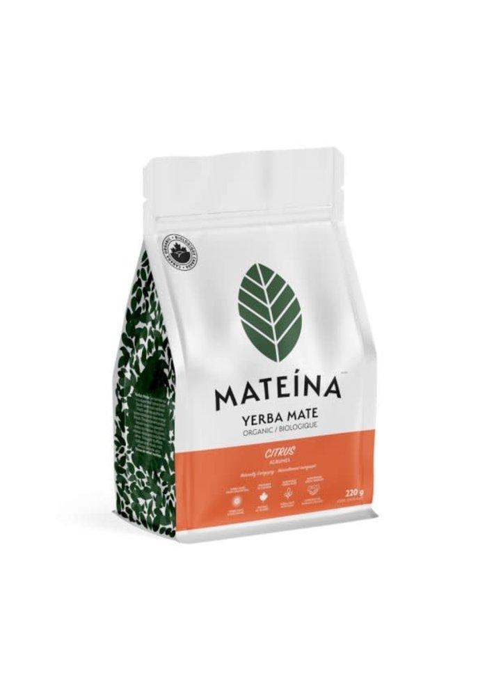 Mateina Yerba Mate - Citrus 220g
