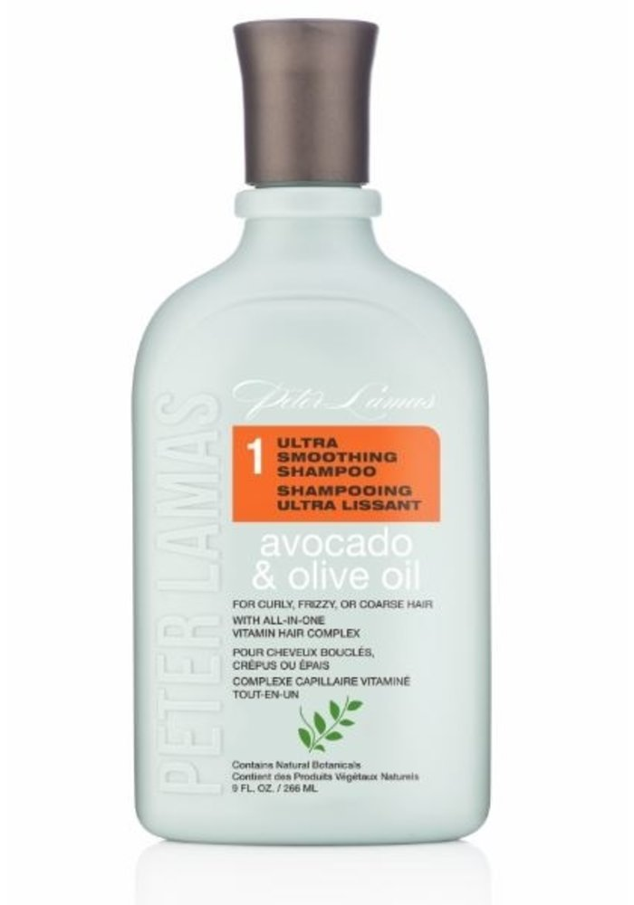 Peter Lamas - Shampoing ultra lissant 266ml