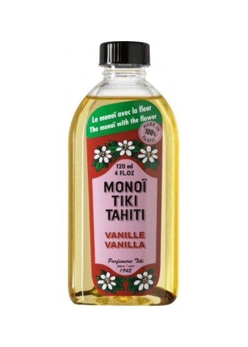 Parfumerie Tiki Aurys - Monoï Tiki Tahiti Vanille 120ml