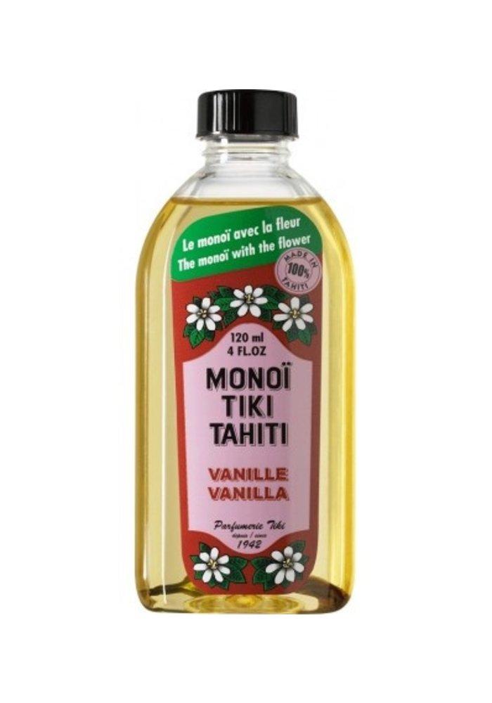 Aurys - Monoï Tiki Tahiti Vanille 120ml