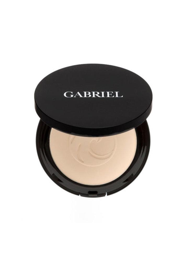 Gabriel - Fond de teint poudre duo - Extra light