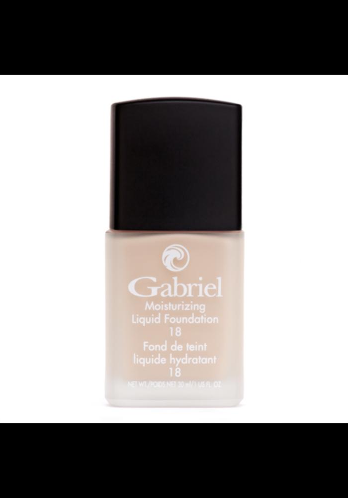 Gabriel - Fond de teint liquide - Cool beige