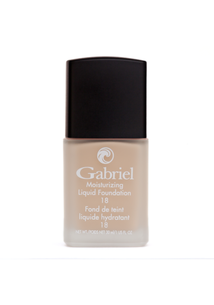 Gabriel - Fond de teint liquide - Beige chaud