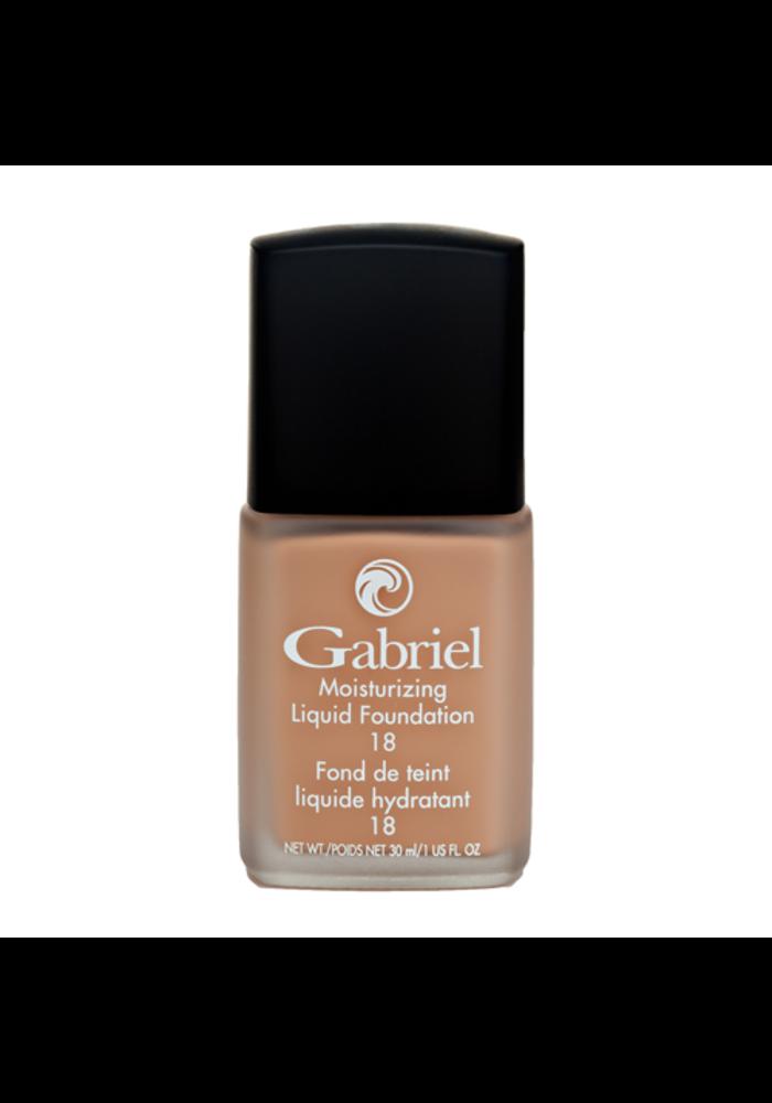 Gabriel - Fond de teint liquide - True beige
