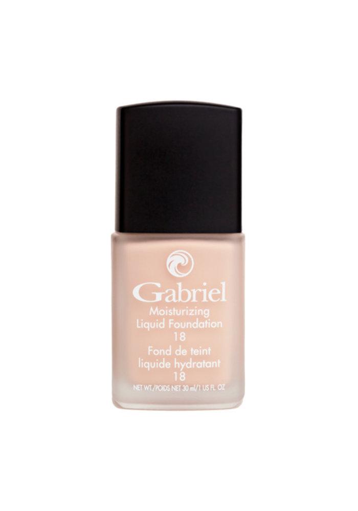 Gabriel - Fond de teint liquide - Ivory pâle
