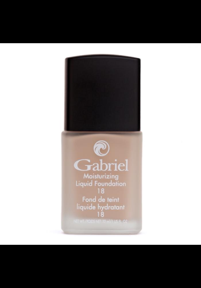 Gabriel - Fond de teint liquide - Beige crème