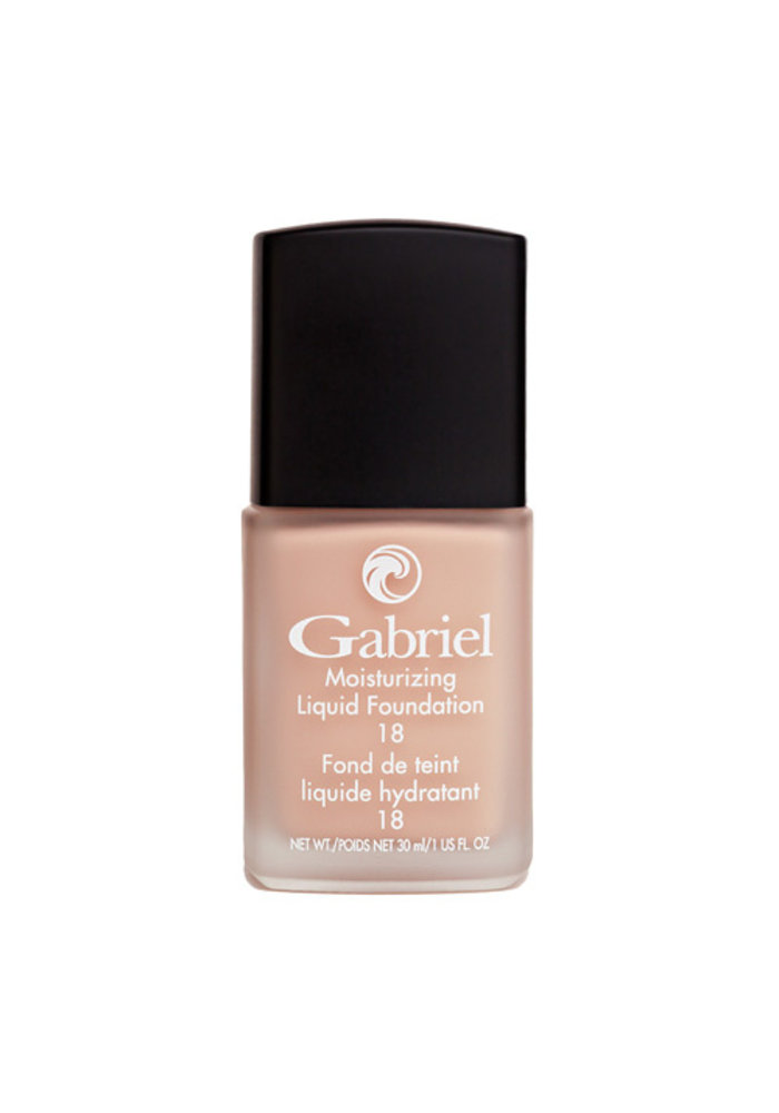 Gabriel - Fond de teint liquide - Beige naturel
