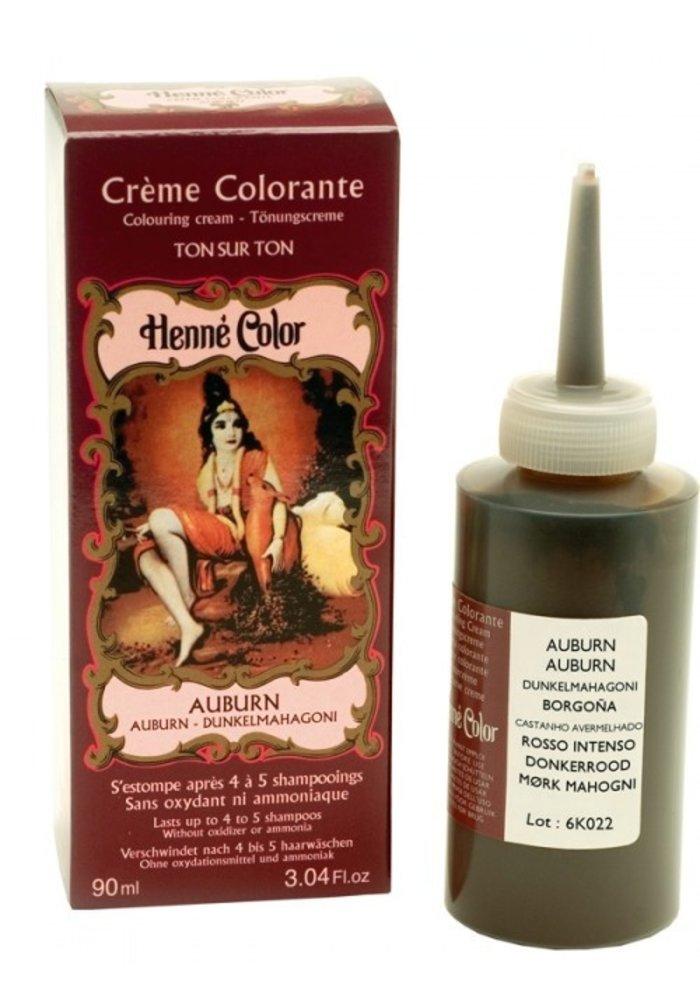Henné Color - Crème colorante Auburn