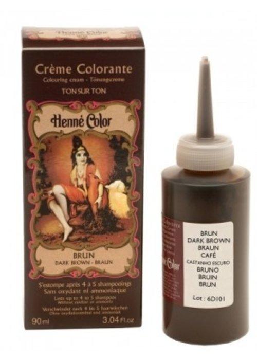Henné Color Henné Color - Crème colorante Brun