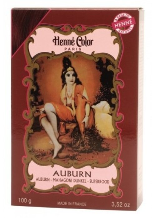 Henné Color Henné Color - Poudre Auburn