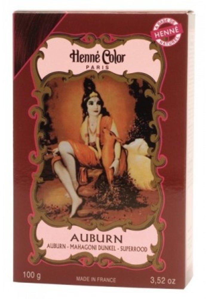 Henné Color - Poudre Auburn