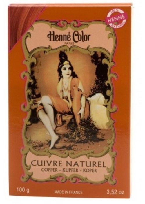 Henné Color Henné Color - Poudre Cuivre