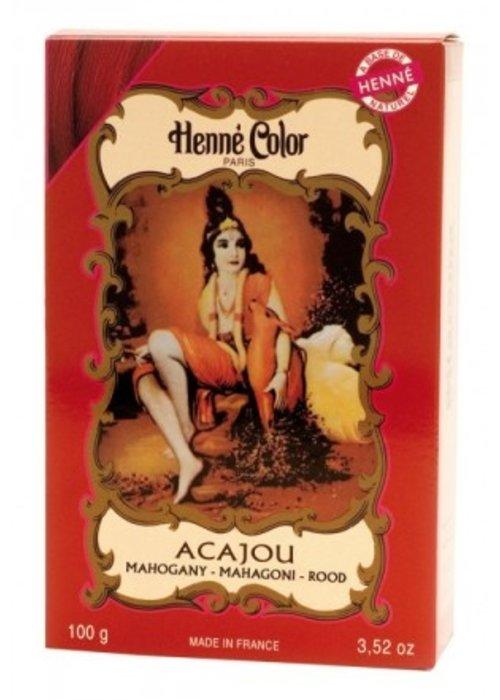 Henné Color Henné Color - Poudre Acajou