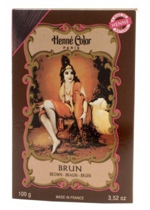 Henné Color Henné Color - Poudre Brun