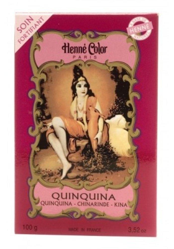 Henné Color - Poudre Quinquina