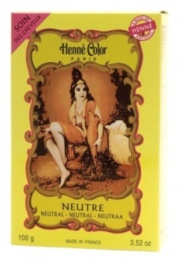 Henné Color - Poudre Neutre