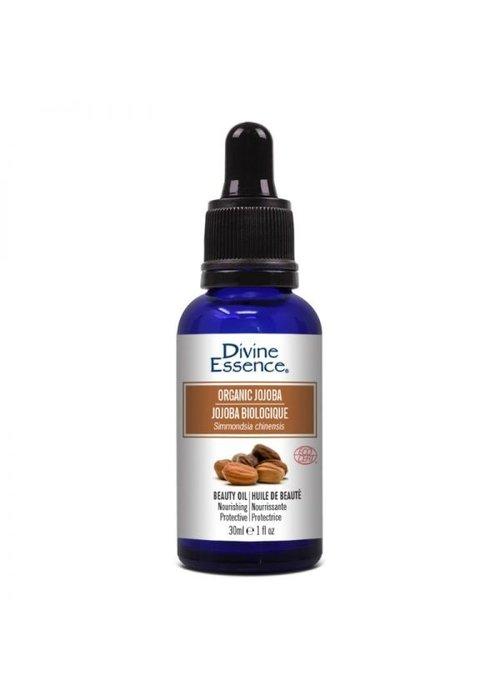 Divine essence Divine Essence - Huile de beauté végétal - Jojoba 30 ml