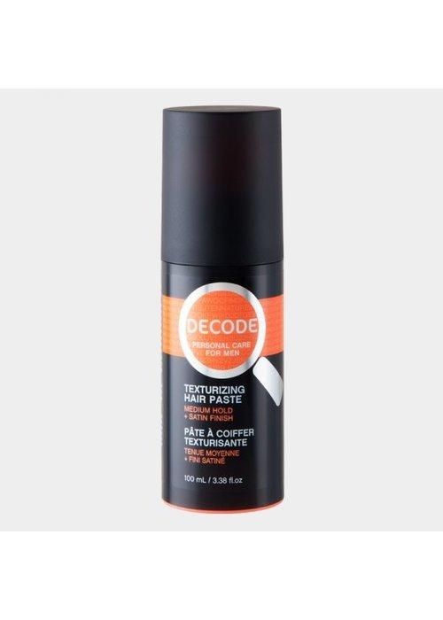 Decode Decode - Pâte à coiffer  Tenue Moyenne + Fini Satiné 100ml
