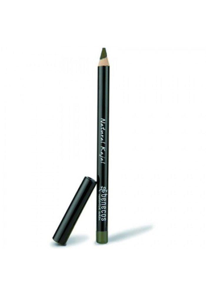 Benecos - Crayon pour les yeux - Olive Vegan